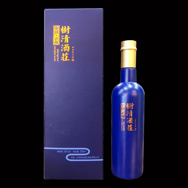 树清酒庄浓香型白酒